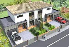 hd wallpapers maquette de maison moderne a construire - Maquette Maison A Construire