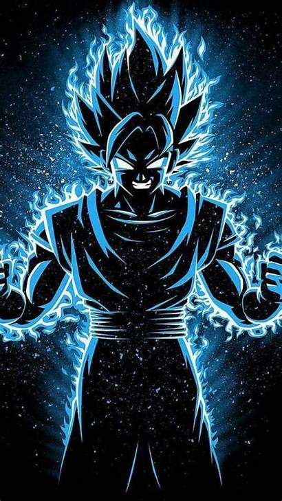 Goku Wallpapers Iphone Dbz Phone Dark Dragon