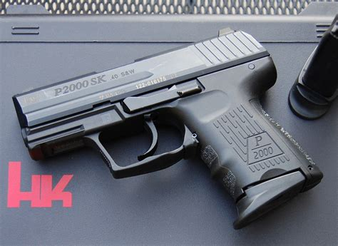 Handgun Review: HK P2000 SK | Gun Digest