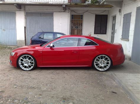 Audi A5 Modification by Audi A5 Rs Pictures Photos Information Of Modification