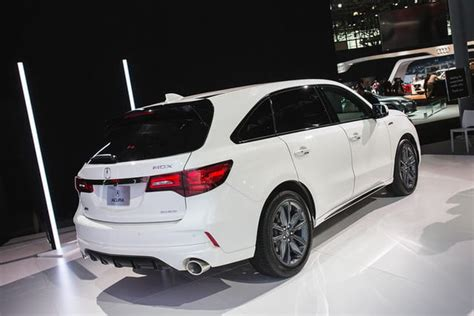 Acura Mdx Changes For 2020 by 2020 Acura Mdx Changes And Redesign Suv Project