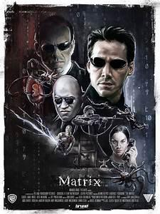 "Poster Posse Artist Robert Bruno Takes Us Into ""The Matrix ..."