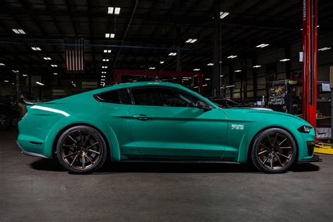 2018 Roush Mustang by 2018 Roush 729 Ford Mustang Hiconsumption
