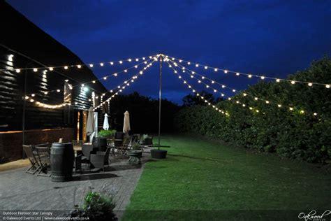 festoon lights hire oakwood