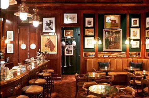 Ralph's special blends, including ralph's roast, decaf, and espresso, are made with organically grown beans from asia pacific, south america, and africa. Ralph's Coffee &'Bar - London | Bar interior design, Ralph lauren store, Luxury bar