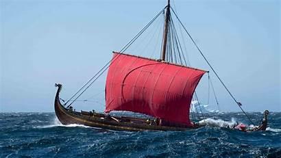 Viking Harald Ship Dragon Longship Norse Sail