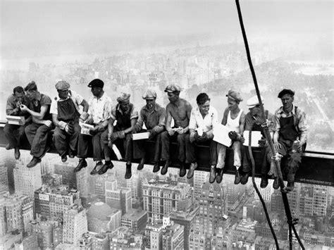 lunch atop a skyscraper lunch atop a skyscraper poster c 1932 charles c ebbets
