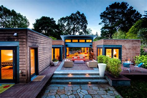 6 Stunning Sonoma County Prefab Homes