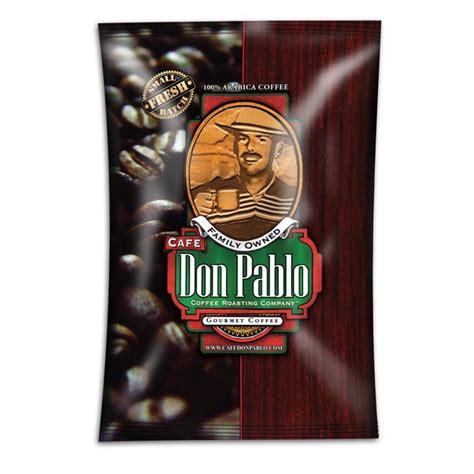Последние твиты от don pablo coffee (@cafedonpablo). Don Pablo Signature Blend Perfect Pot of Coffee Packs, 2 Oz-40ct - Walmart.com - Walmart.com