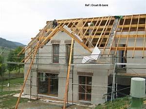 Ferme De Charpente : entreprise charpente vercors construction charpente ~ Melissatoandfro.com Idées de Décoration