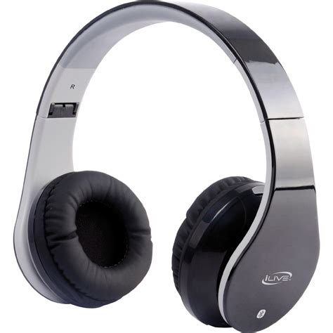 ilive iahb64b wireless bluetooth headphones