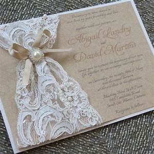 fabulous diy lace wedding invitation kits with diy lace With cheap lace wedding invitations australia