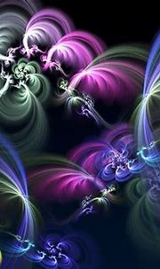 color colorful double curly – Abstract 3D and CG HD ...