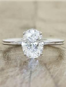Diamond Shape SpotlightOval Brilliant Cut Comeau Jewelry