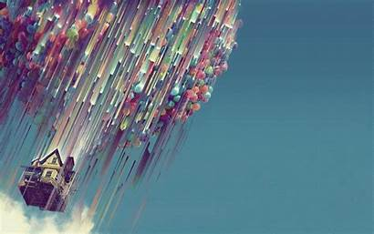Pixel Sorting Wallpapers