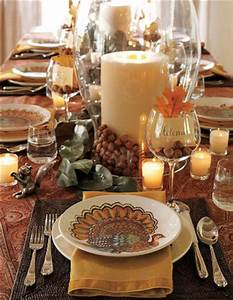60 Stylish Table Settings for Thanksgiving - Tablescape