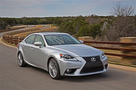 2015 Lexus Is Review, Ratings, Specs, Prices, And Photos