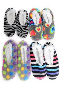 online gift registry plush slipper socks