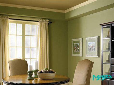 kitchen living room paint colors دکوراسیون داخلی منزل با quot سبز quot حنایی تا مغز پسته ای 8348