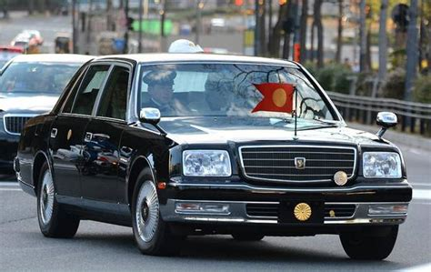 Emperor Of Japan Car, Official State Car For Japanese
