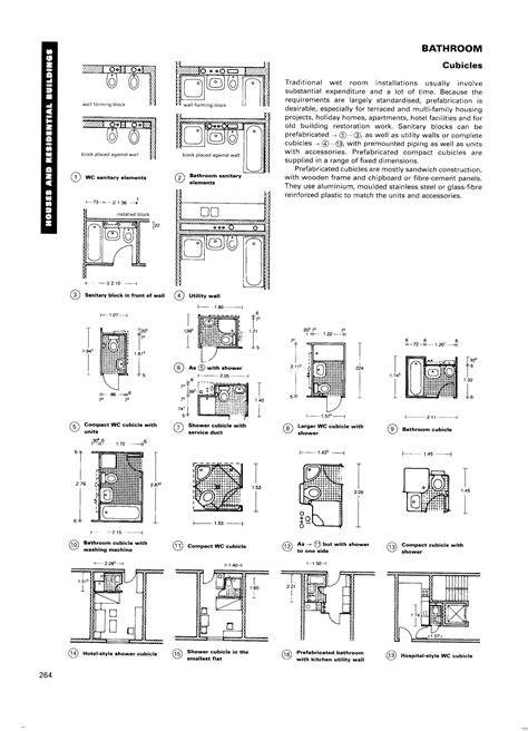 Neufert Architects Data Ed 3 | Baño | Arquitectura, Baños