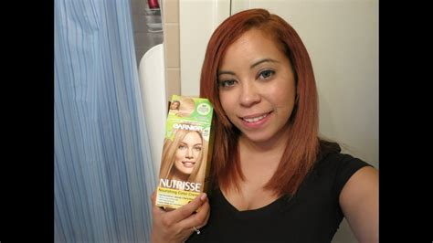 Champagne Blonde Hair Color Tutorial