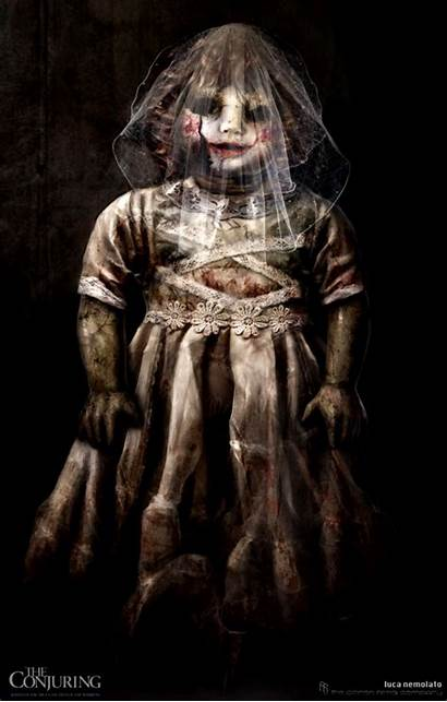 Conjuring Annabelle Doll Definition