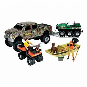 Cabela's Seclusion 3D Deluxe Ford F250 Playset Cabela's