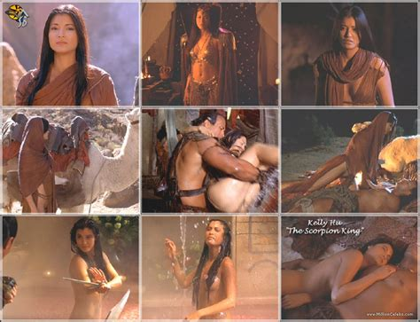 Kelly Hu Nude Pictures Gallery Nude And Sex Scenes