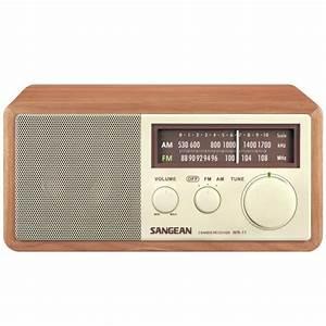 SANGEAN WR 11 WA Radio Analogique Haut De Gamme Radio Cd