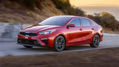 2019 Kia Forte Borrows Cues From The Stinger  The Torque