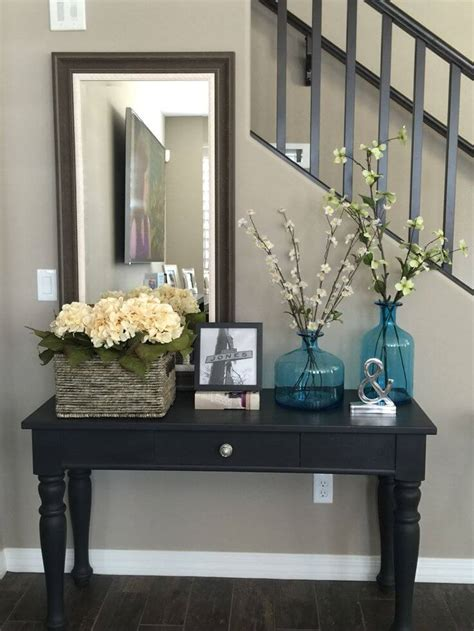 Decorating Ideas For Entry Tables 37 best entry table ideas decorations and designs for 2018