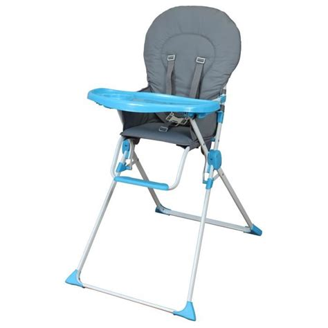 chaise haute comptine bambikid chaise haute fixe gris turquoise gris et