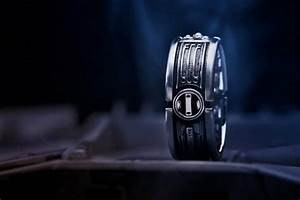 Star wars wedding band is 50 lightsaber 50 vader 100 for Star wars mens wedding ring