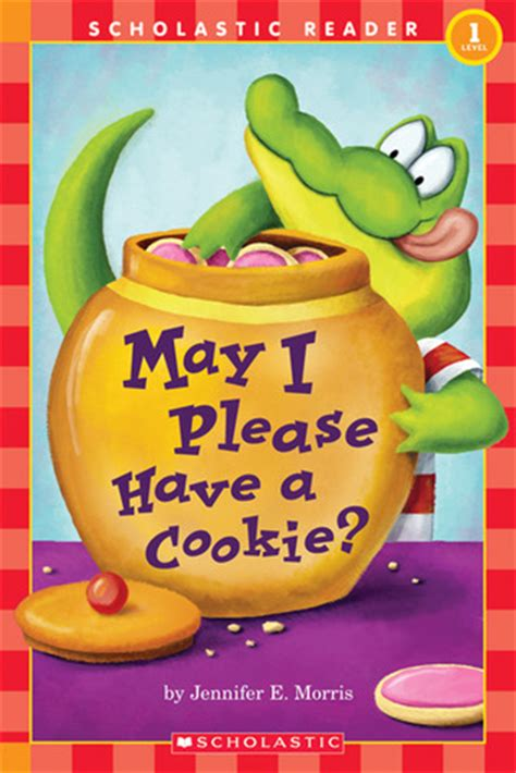 scholastic reader level       cookie
