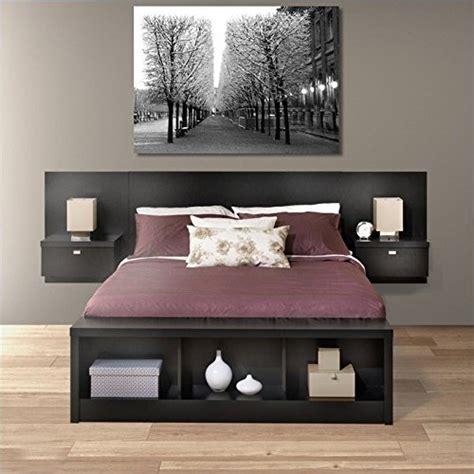 Floating Bed Frame: Amazon.com