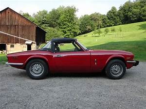 Find Used 1980 Triumph Spitfire  Red  In Northern Cambria