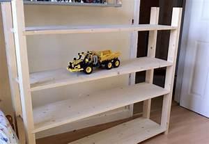 Regal Selber Bauen : ein eigenes holzregal planen und bauen ~ Lizthompson.info Haus und Dekorationen