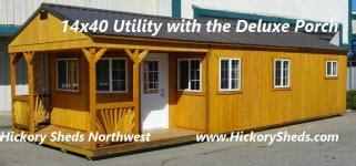 hickory sheds north idaho barns cabins garage storage id