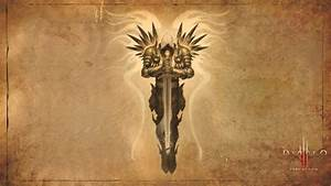 Diablo 3 News: Tyrael in Blizzard's new wallpaper art ...