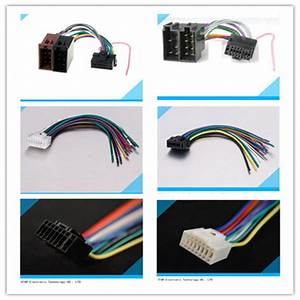China High Quality Of 16 Pin Pioneer Car Auto Audio Radio