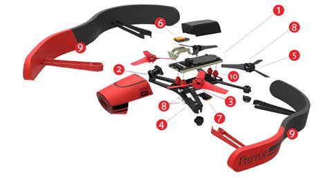 parrot bebop drone test vergleich bewertung drohnen multicopter quadrocopter