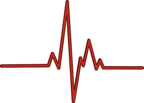 Heartbeat clipart. Free download transparent .PNG | Creazilla