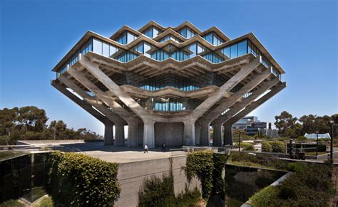 college of and design how 5 california colleges approach cus design archdaily