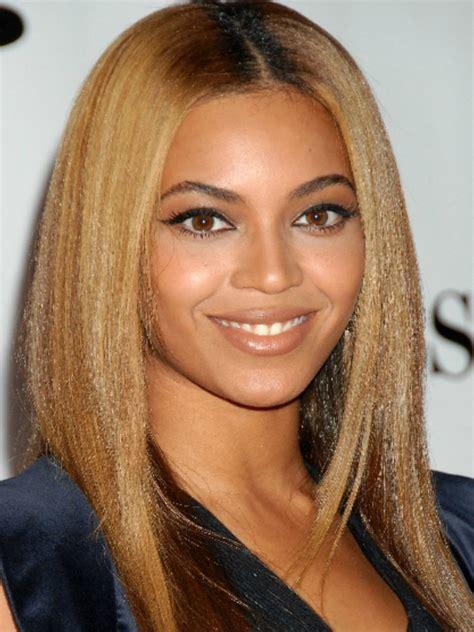 Beyoncé Knowles hair color 2016