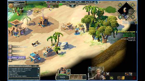 Age Of Empires Online Walkthrough Pt6 Egypt Help The