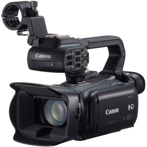 Canon Xa25 Professional Hd Camcorder 8443b002 B&h Photo Video