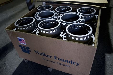 foundry walker machine roanoke castings drilling finished includes gas into natural go these