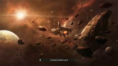 Stellaris Backgrounds Space Console Commands Wallpapers Pc
