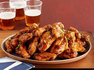 Chicken Wings Recipes   Food Network